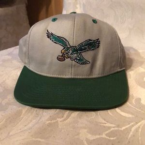 Philadelphia Eagles Vintage Snapback Hat